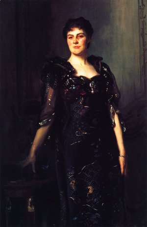 Sargent - Mrs. Charles Anstruther-Thomson (Agnes Dorothy Guthrie0