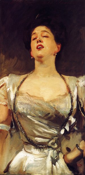 Sargent - Mrs. George Batten (Mabel Veronica Hatch)