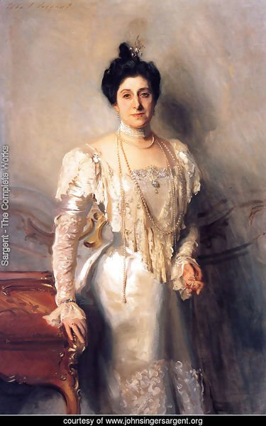 Mrs. Asher Wertheimer (Flora Joseph)
