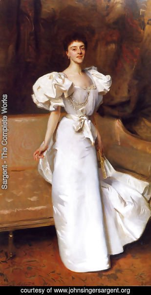 Sargent - Countess Clary Aldringen (Therese Kinsky)
