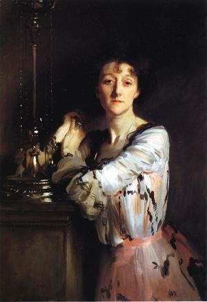 Sargent - The Honorable Mrs. Charles Russell