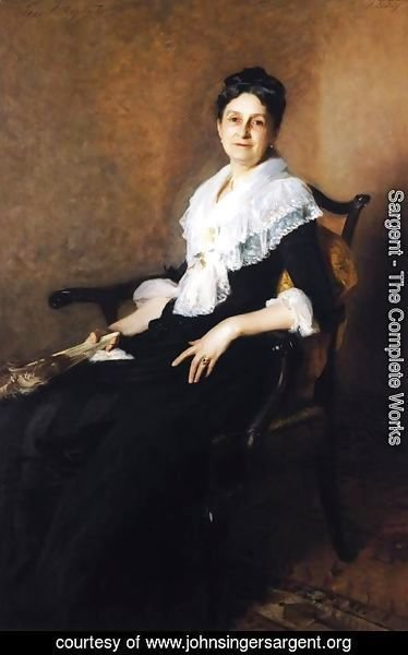 Sargent - Mrs. Henry Marquand