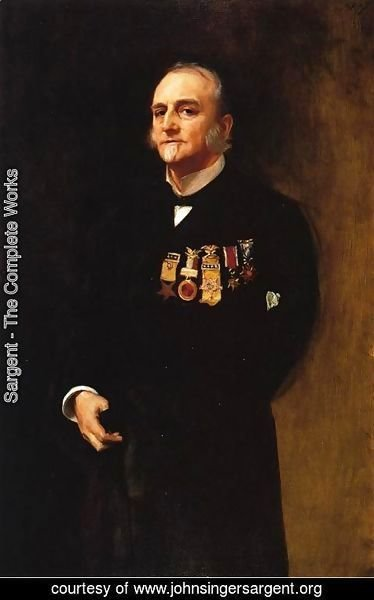 Sargent - General Lucius Fairchild