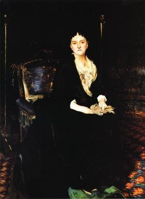 Mrs. William Henry Vanderbilt