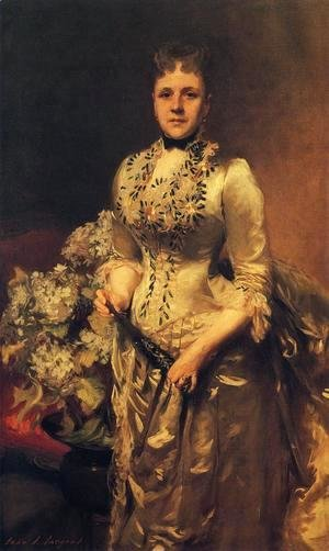 Sargent - Mrs. Jacob Wandell