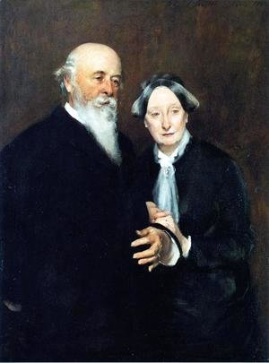 Sargent - Mr. and Mrs. John W. Field