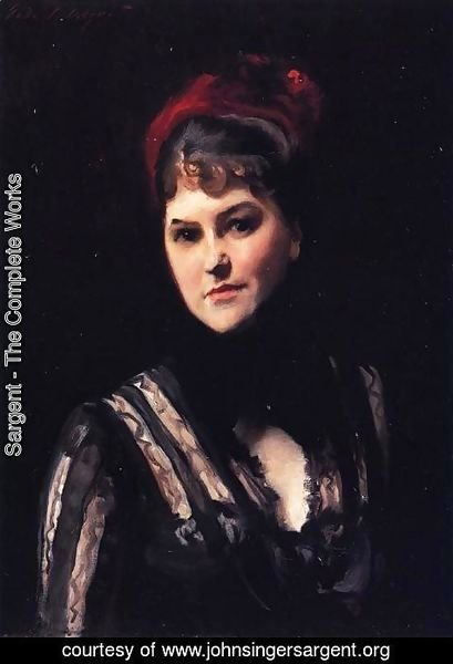 Sargent - Mrs. Kate Moore