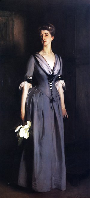 Sargent - Mrs. Albert Vickers