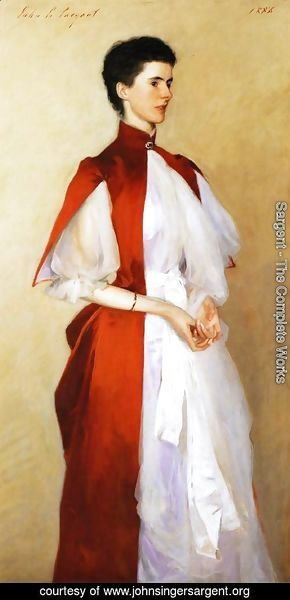 Sargent - Mrs. Robert Harrison