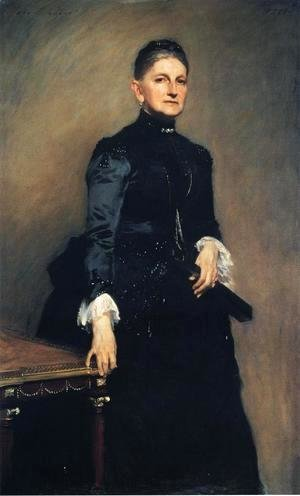 Sargent - Mrs. Adrian Iselin
