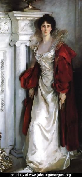Sargent - The Duchess of Portland