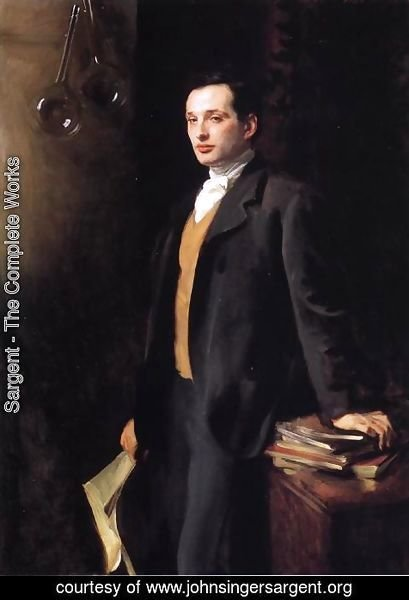 Sargent - Alfred, Son of Asher Wertheimer