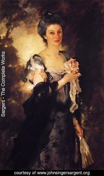 Sargent - Mrs. William Crowninshield Endicott, Jr