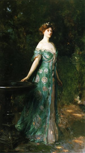Sargent - The Duchess of Sutherland