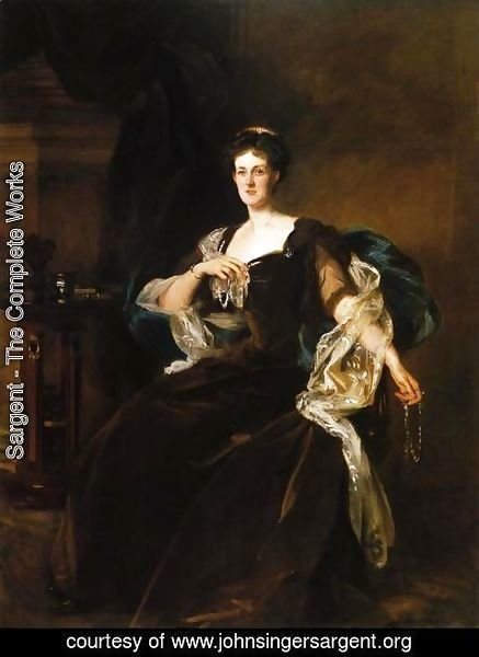 Sargent - The Countess of Lathom