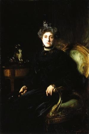 Sargent - Mrs. Asher Wertheimer
