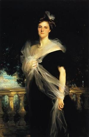 Sargent - Mrs. Harold Harmsworth
