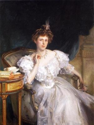 Mrs. William George Raphael (Margherita Goldsmid)