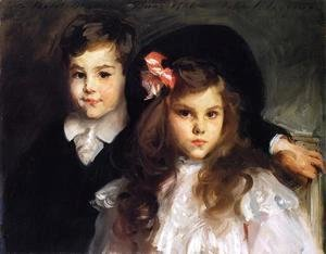 Sargent - Conrad and Reine Ormand