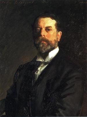 Sargent - Self Portrait I