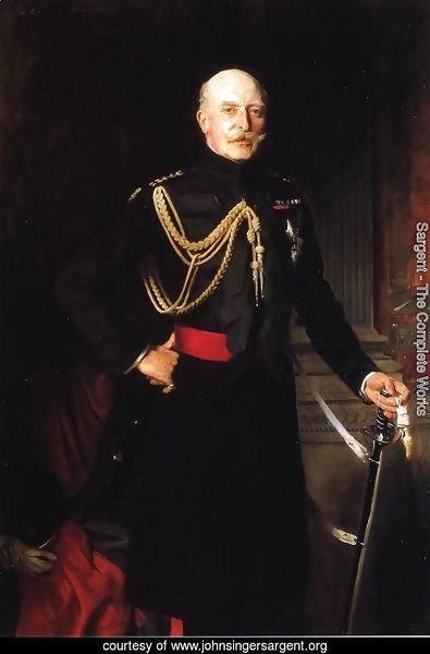 Fiield Marshall H.R.H. the Duke of Connaught and Strathearn