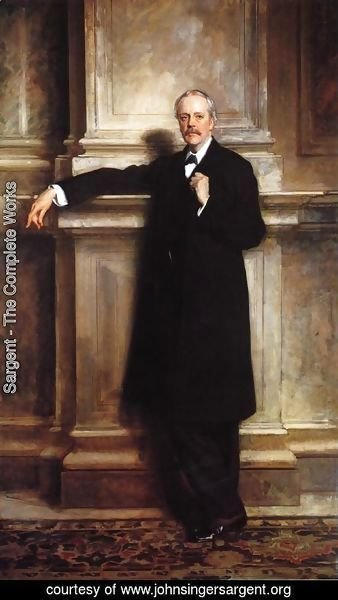 Sargent - Arthur James Balfor