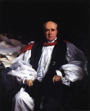 Sargent - The Archbishop of Canterbury (Randall Thomas Davidson)