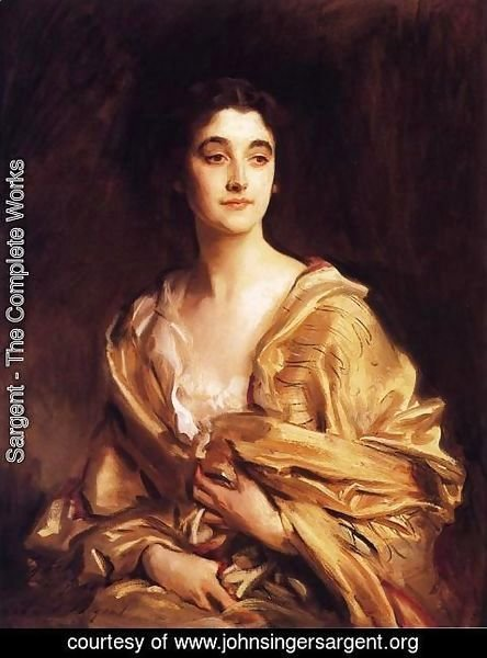 Sargent - The Countess of Rocksavage (Sybil Sassoon)