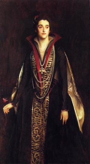 Sargent - The Countess of Rocksavage