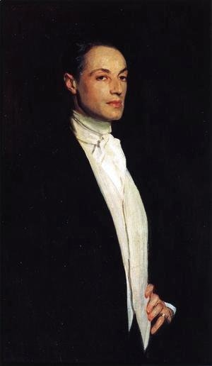 Sargent - Sir Philip Sasson (Phillip Albert Gustave David Sasson)