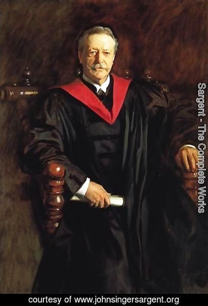 Sargent - Abbott Lawrence Lowell