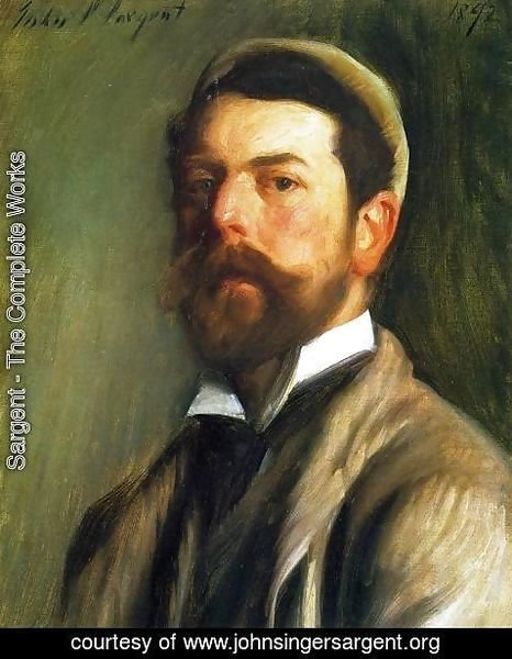 Sargent - Self Portrait II