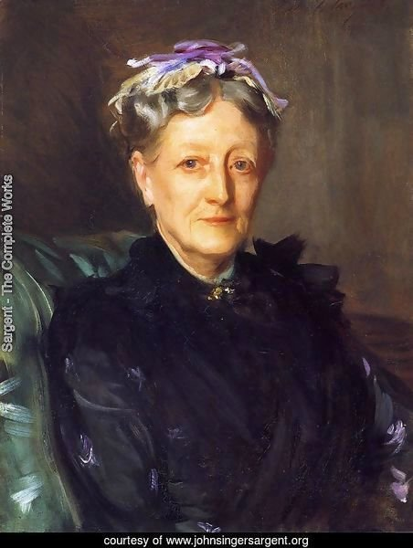 Mrs. Frederick Mead (Mary Eliza Scribner)