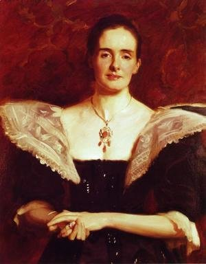 Sargent - Mrs. William Russell Cooke