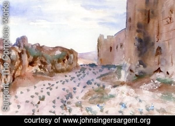 Sargent - Fortress, Roads and Rocks