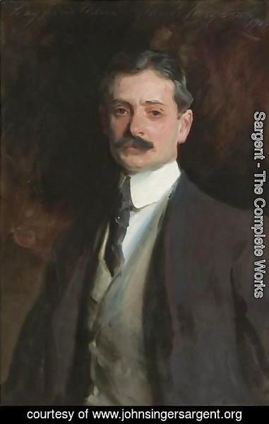 Sargent - William Thorne