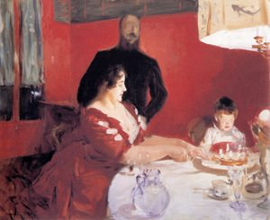 Sargent - Fête Familiale, The Birthday Party