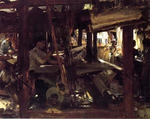 Sargent - Granada, The Weavers