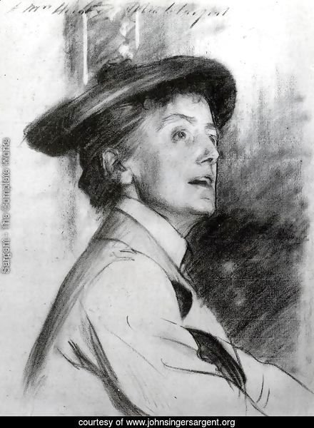 Portrait of Dame Ethel Smyth