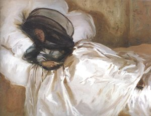 Sargent - The Mosquito Net 1912