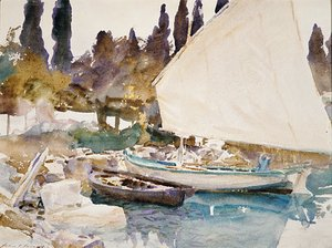Sargent - Boats 1913