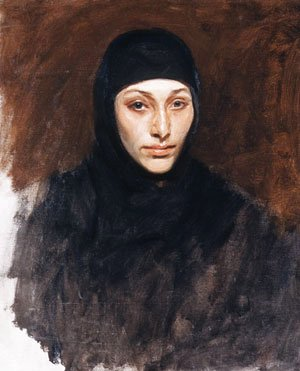 Sargent - Egyptian Woman
