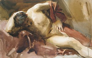 Sargent - Italian Model After 1900