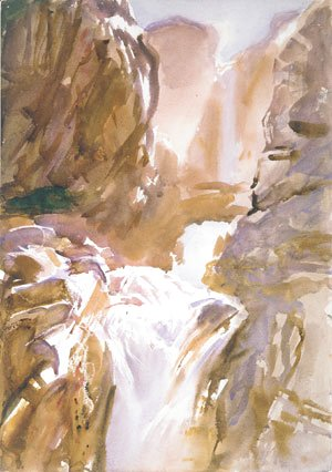 Sargent - Mountain Torrent ca 1910