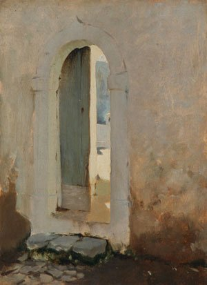 Sargent - Open Doorway Morocco
