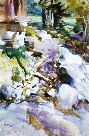 Sargent - Rushing Brook