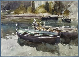 Sargent - Small Boats 1913