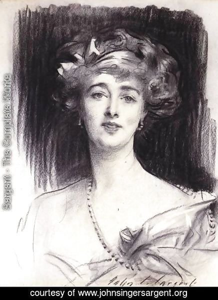 Sargent - Daisy, Princess Of Pless