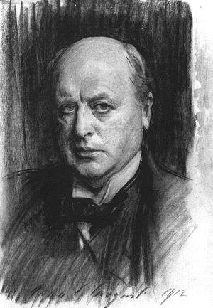 Portrait of Henry James 2