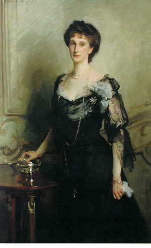 Sargent - Lady Evelyn Cavendish